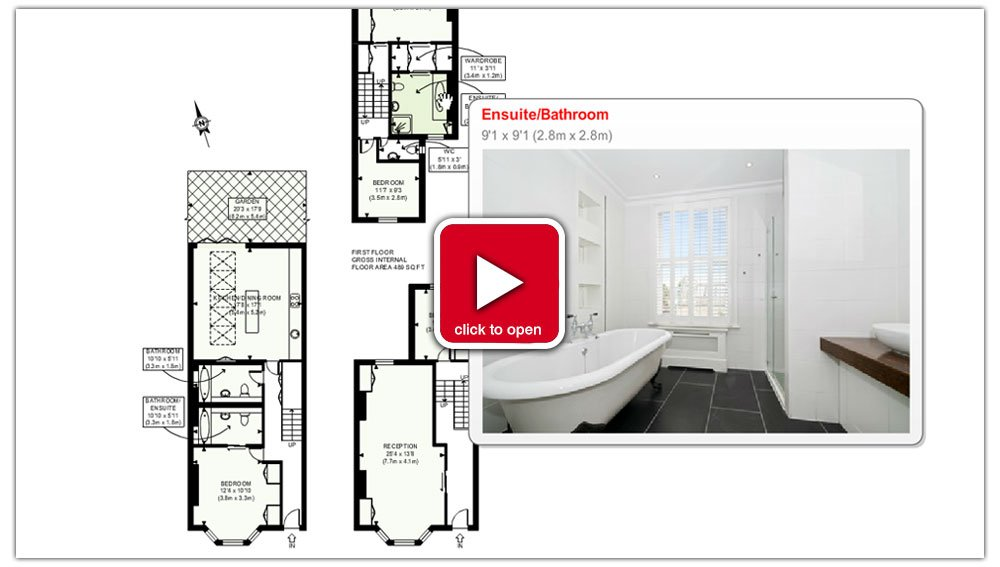 Interactive floor plans gurus floor for Interactive house plans
