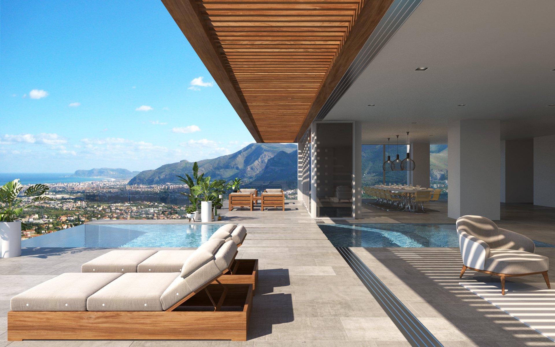 Architectural Visulisation Marbella -1