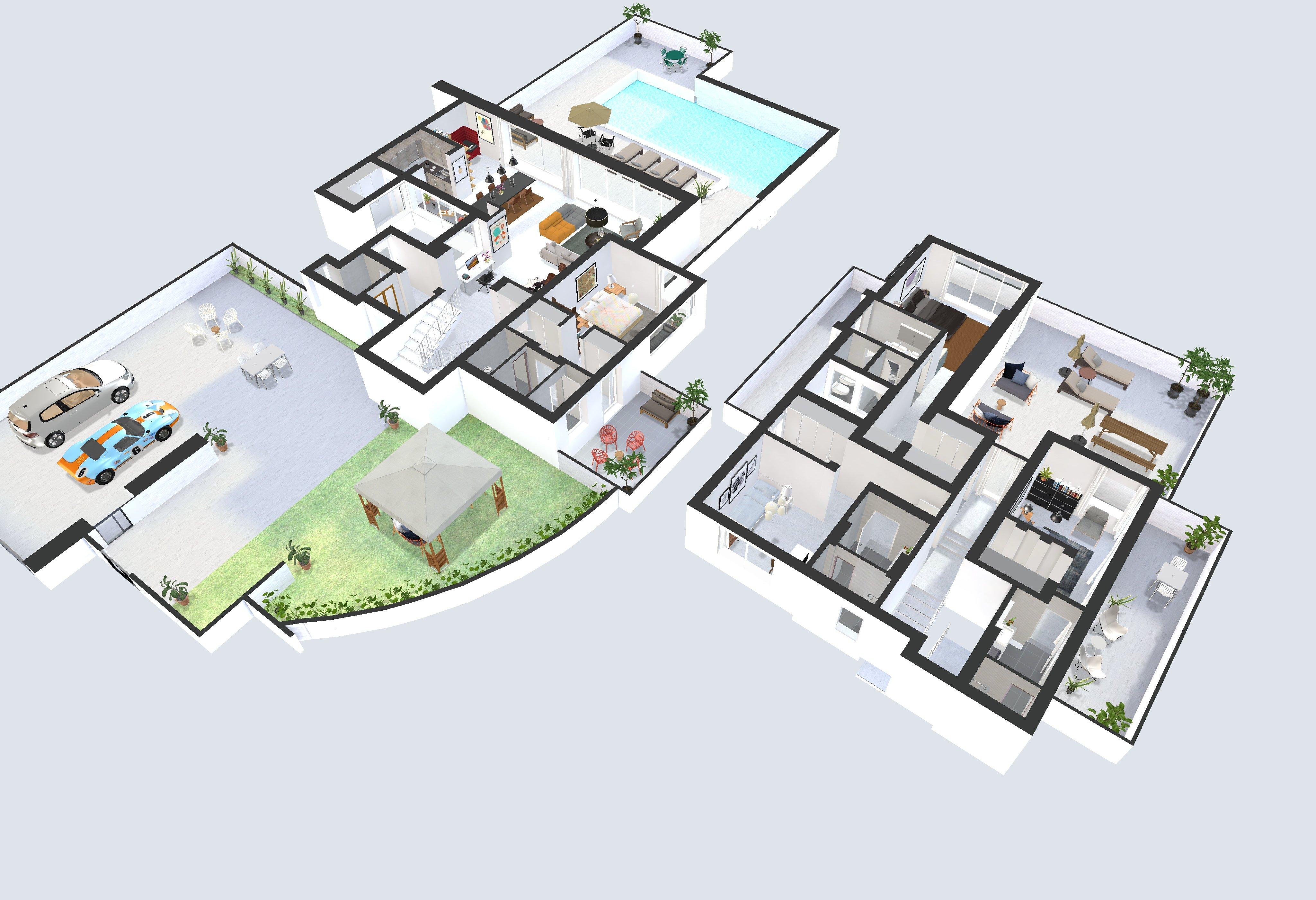 3d interactive floor plans we convert 2d into 3d floor plans for Interactive house plans